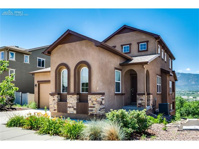 1708 Grand Overlook Street, Colorado Springs, CO 80910