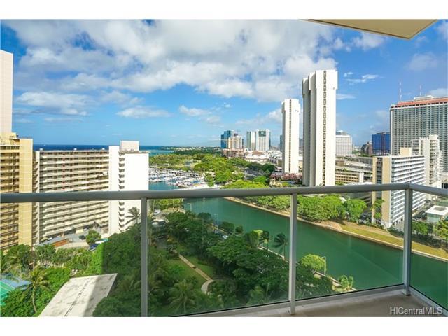 1551 Ala Wai Boulevard 1705, Honolulu, HI 96815
