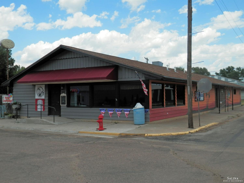 100 N Main Street, Tescott, KS 67484