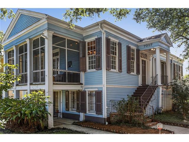 7027 GREEN Street, New Orleans, LA 70118