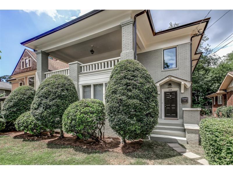 934 NE Saint Charles Avenue, Atlanta, GA 30306