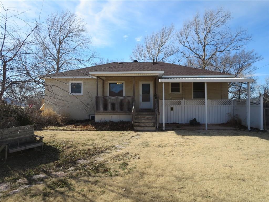 309 W Nebraska, Thomas, OK 73669
