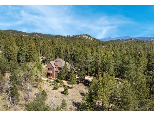 945 Lucky Lady Drive, Woodland Park, CO 80863