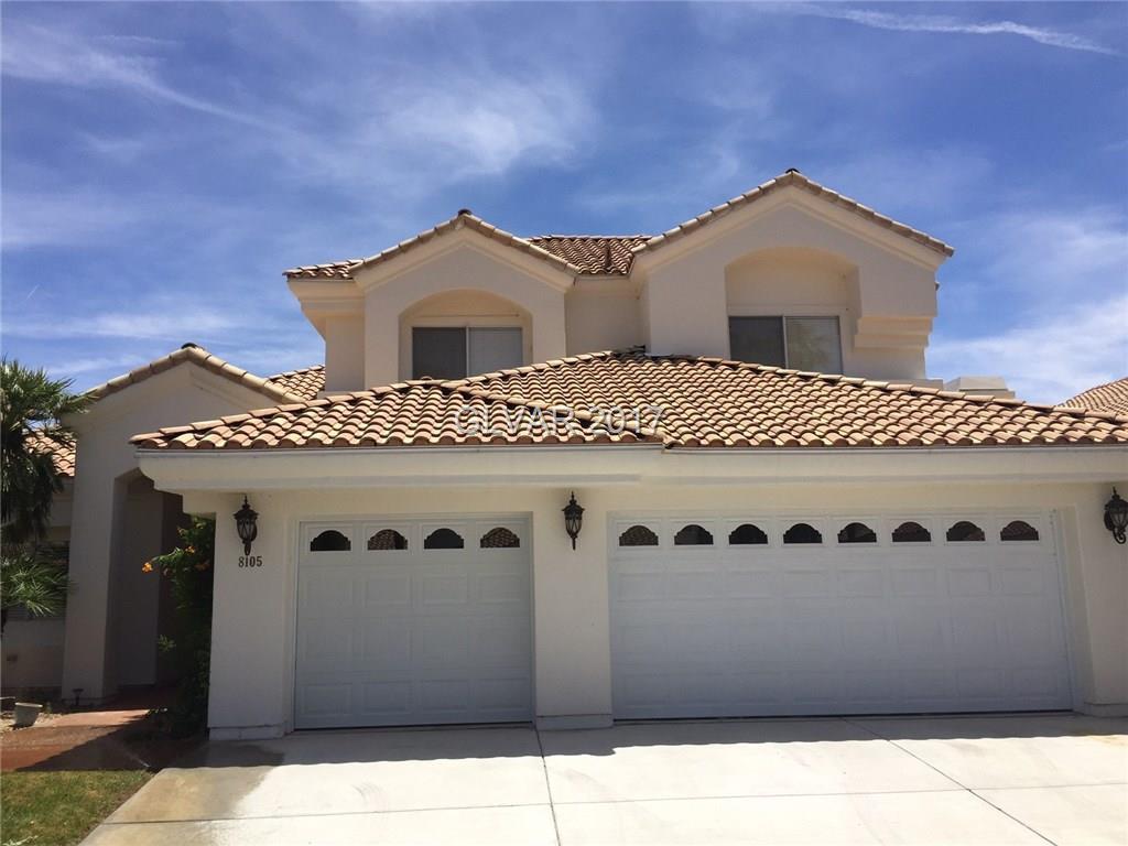 8105 LAKE HILLS Drive, Las Vegas, NV 89128