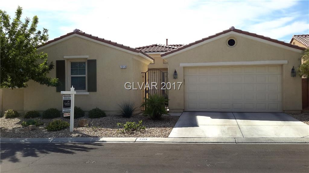 7213 MAJESTIC BLUFF Place, Las Vegas, NV 89113
