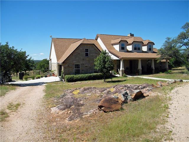 850 Rocky Hollow Dr, Burnet, TX 78611