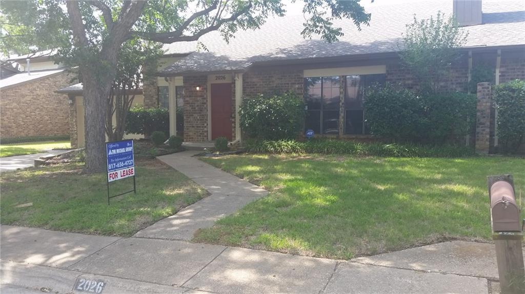 2026 Heatherbrook Drive, Grapevine, TX 76051