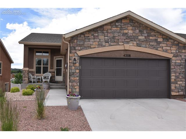 4208 Siferd Boulevard, Colorado Springs, CO 80917