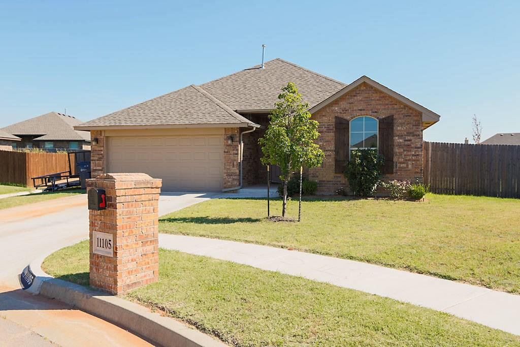11105 SW 39th Court, Mustang, OK 73064