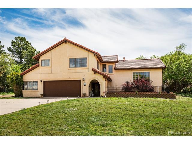 5315 Sapphire Drive, Colorado Springs, CO 80918