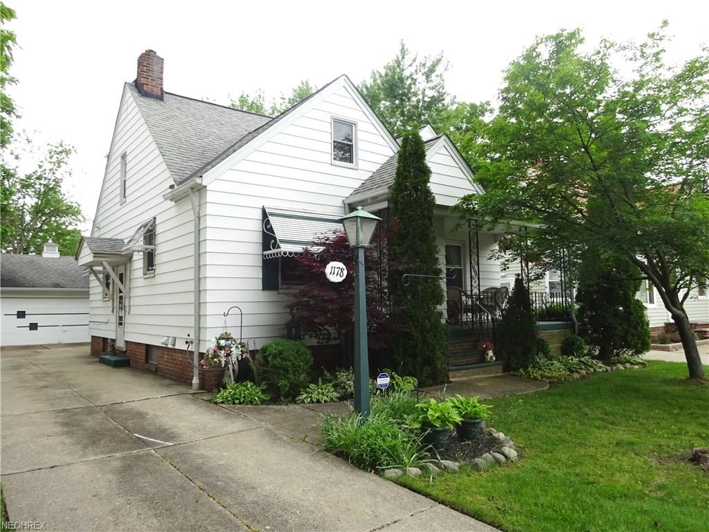 1178 Mayfield Ridge Rd, Mayfield Heights, OH 44124