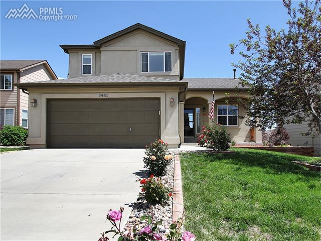 8445 Meadowcrest Drive, Fountain, CO 80817