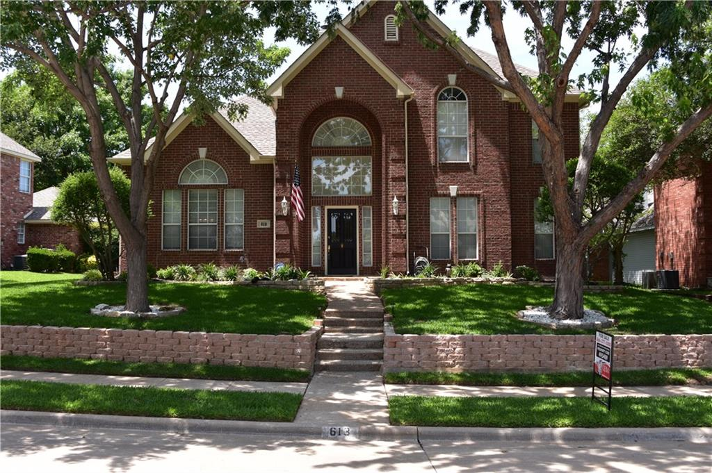 613 Forest Bend Drive, Plano, TX 75025