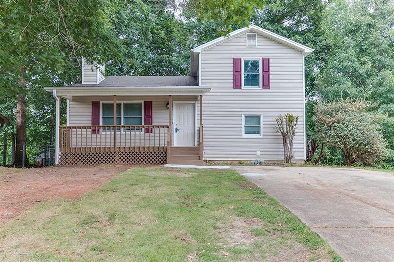 1752 Silver Leaf Drive, Marietta, GA 30008