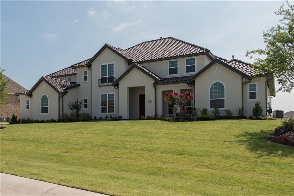 322 Honey Creek Lane, Fairview, TX 75069