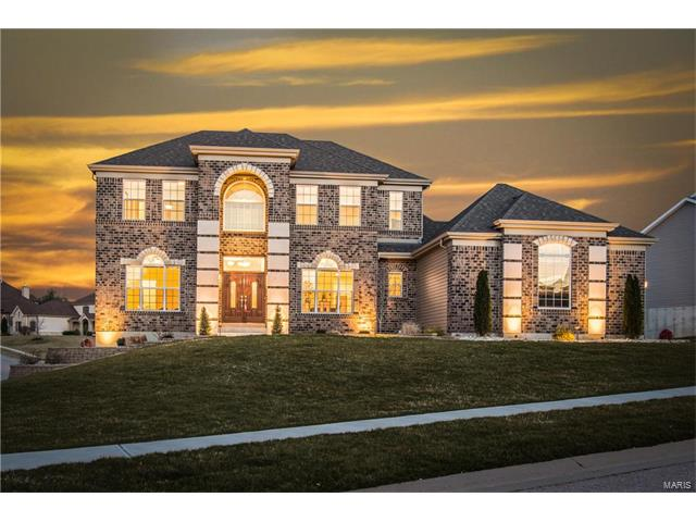 41 Coalter Ridge Court, Dardenne Prairie, MO 63368
