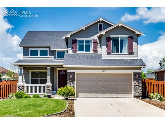 9852 Bighorn Canyon Drive, Falcon, CO 80831