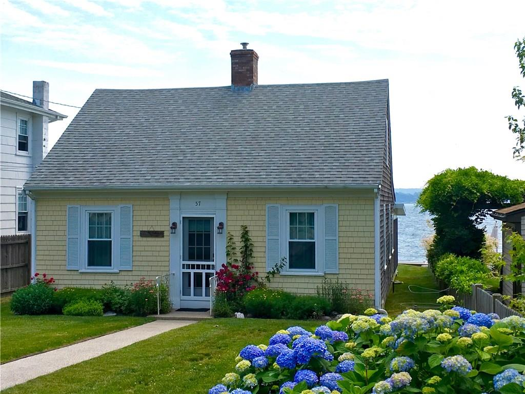 57 Atlantic AV, Portsmouth, RI 02871