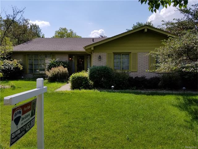 11847 N CANTON CENTER Road, Plymouth Twp, MI 48170
