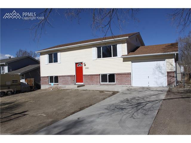 3480 Bridgewood Lane, Colorado Springs, CO 80910