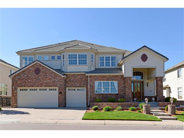 10402 Carriage Club Drive, Lone Tree, CO 80124