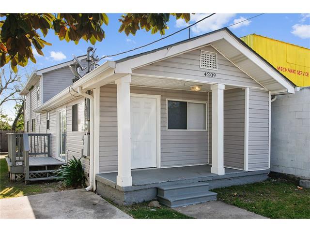 4209 AMERICA Street, New Orleans, LA 70126