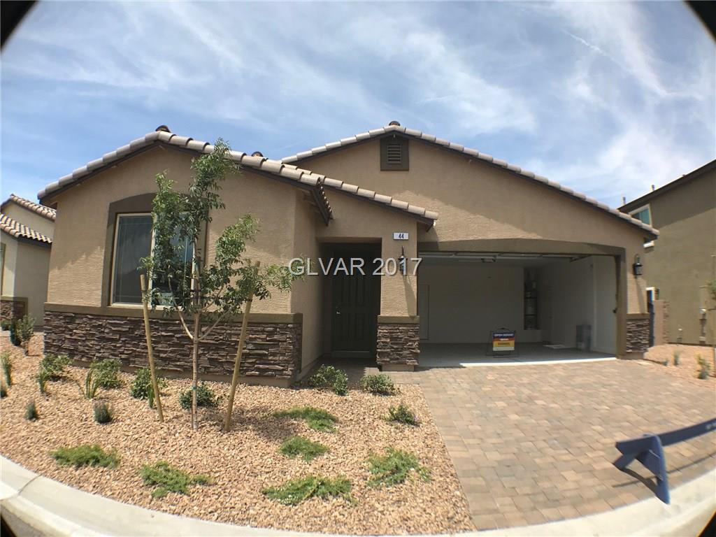 44 Arcturus Ridge Way Lot 162, Las Vegas, NV 89183