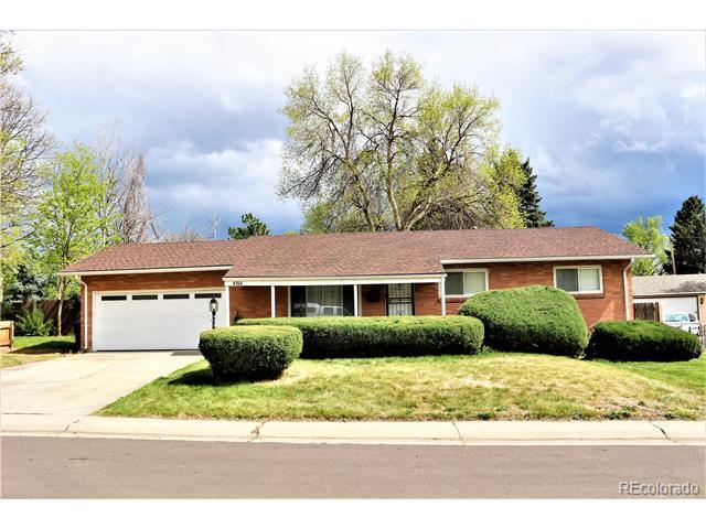 4154 W Eldorado Place, Denver, CO 80236