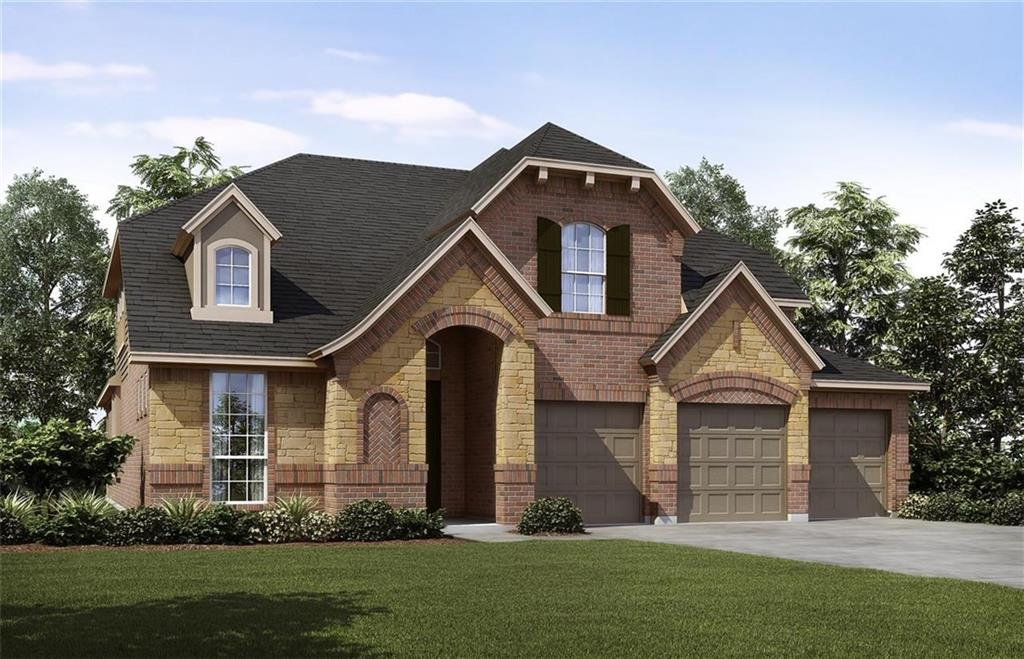 5113 Chisholm View Drive, Fort Worth, TX 76123