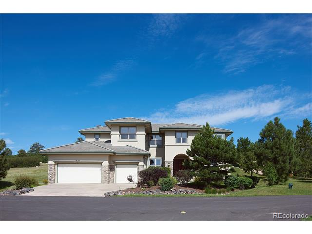 6201 Oxford Peak Lane, Castle Rock, CO 80108