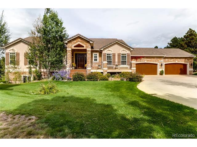 4502 Mountain Dance Drive, Colorado Springs, CO 80908