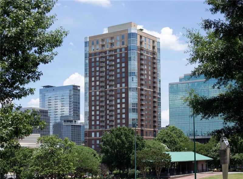 285 NW Centennial Olympic Park Drive 707, Atlanta, GA 30313