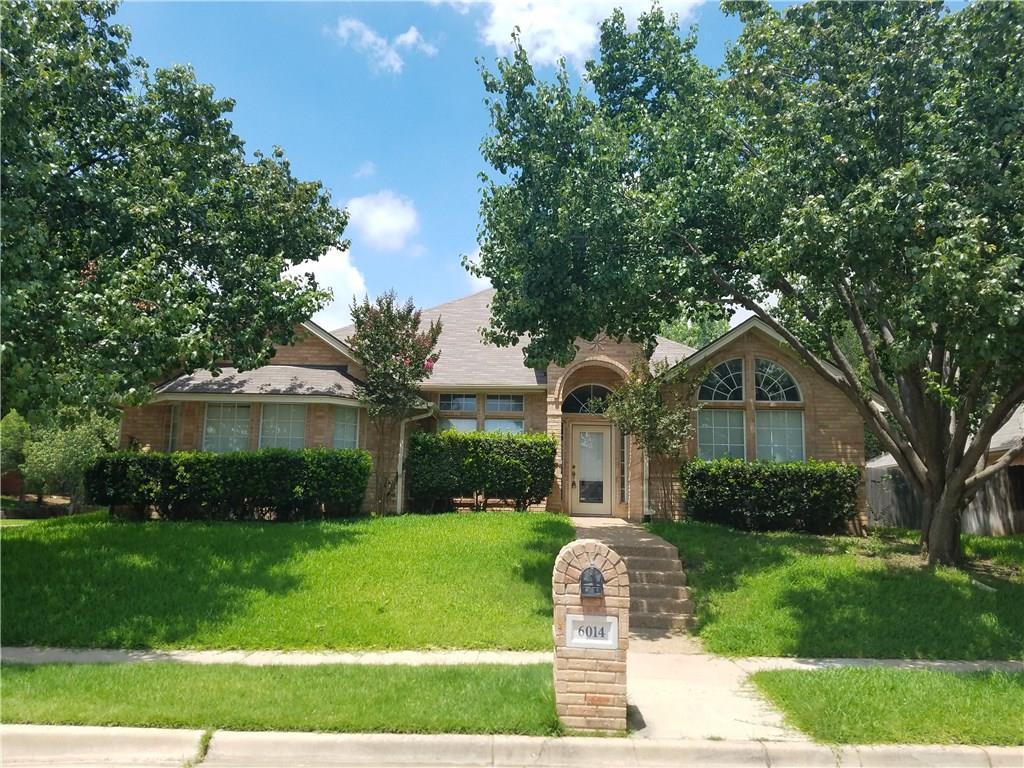 6014 Castle Creek Road, Arlington, TX 76017