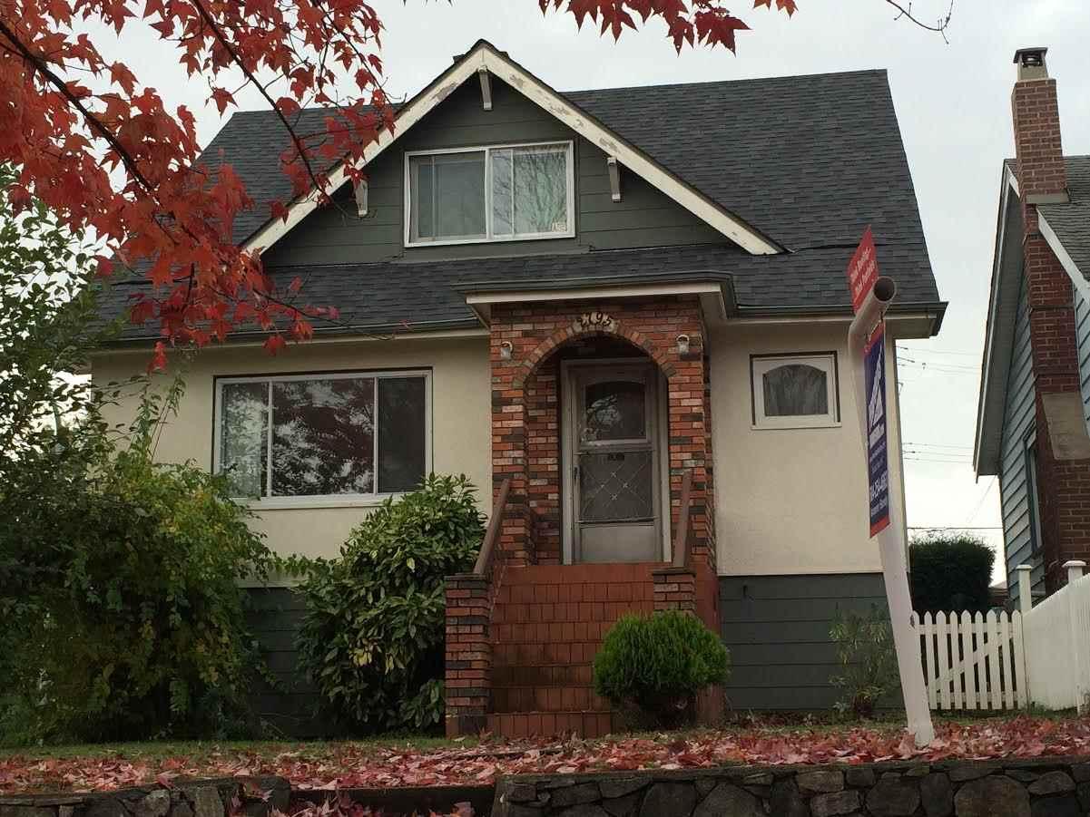 2795 NANAIMO STREET, Vancouver, BC V5N 5E9