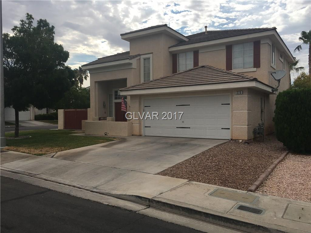 275 HORIZON POINTE Circle, Henderson, NV 89012