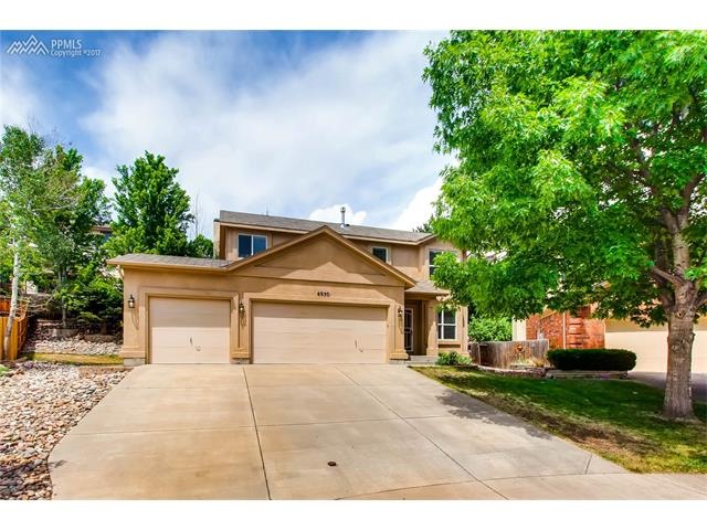 6950 Marshwood Court, Colorado Springs, CO 80918