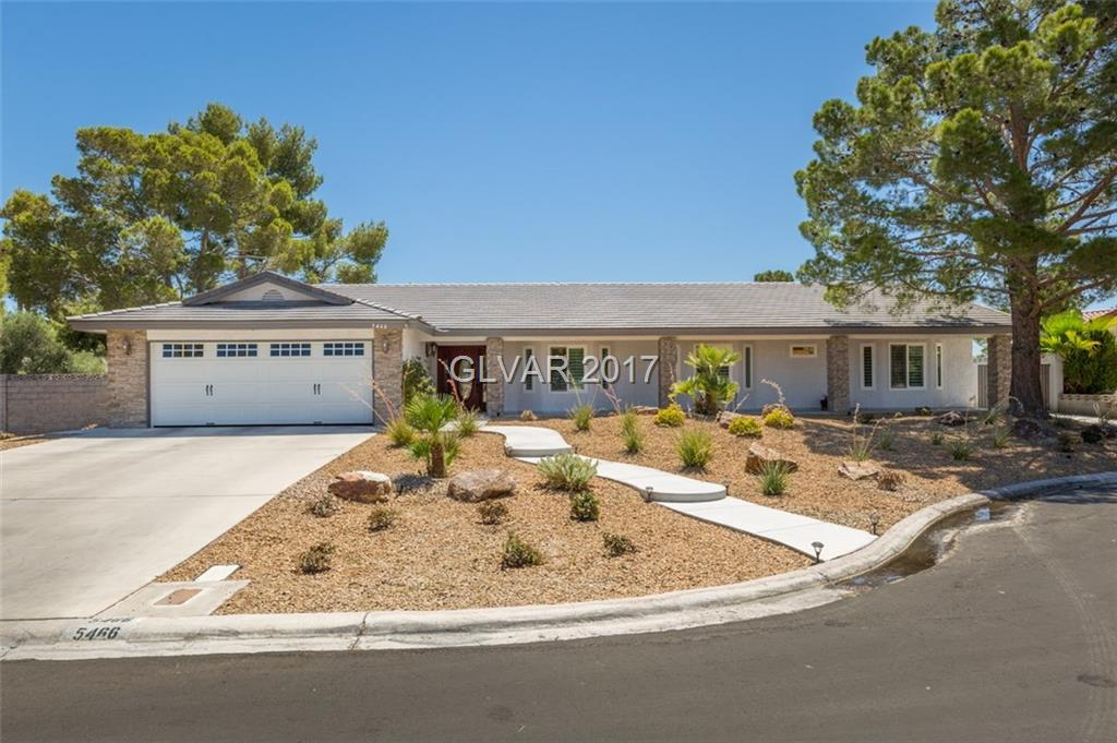 5466 UKIAH Circle, Las Vegas, NV 89118