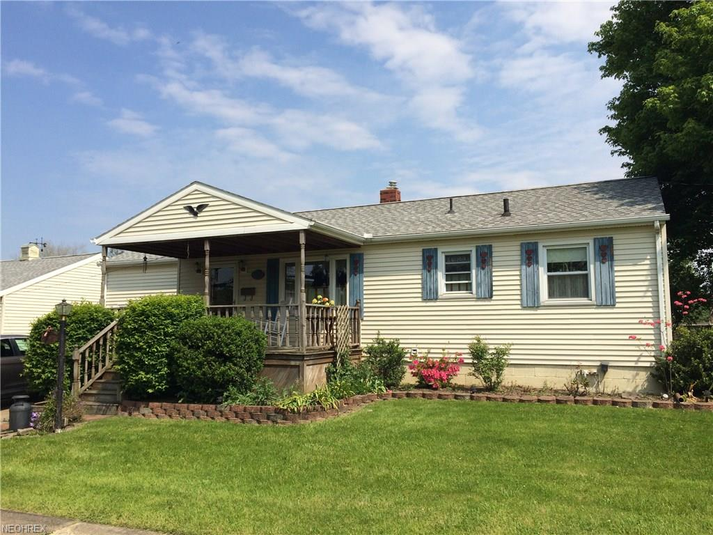 454 Pearl St, Niles, OH 44446