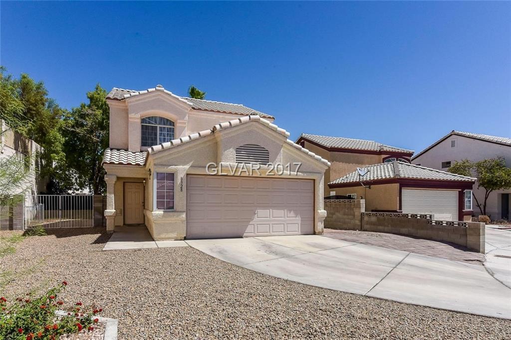 8328 CIMARRON RIDGE Drive, Las Vegas, NV 89128