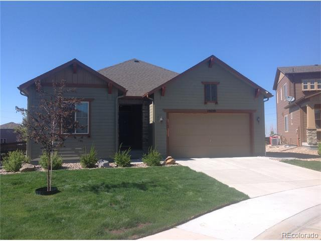 15039 Rider Place, Parker, CO 80134