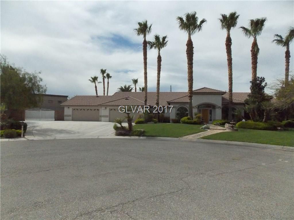 8580 LA MADRE Way, Las Vegas, NV 89149