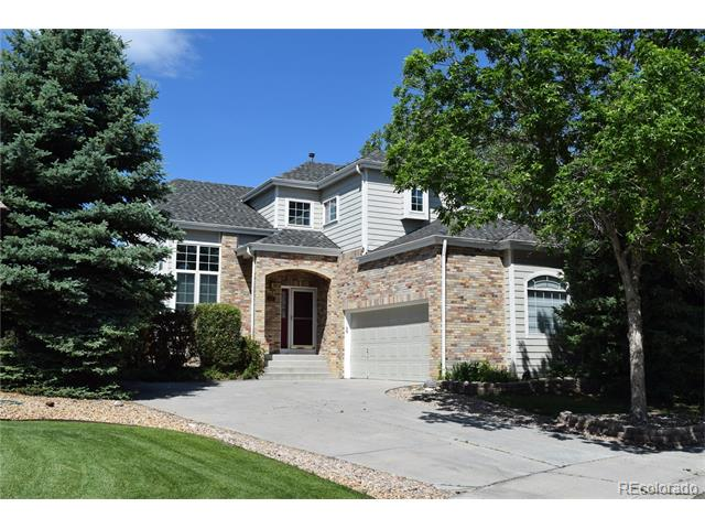 16 E Estack Place, Highlands Ranch, CO 80126