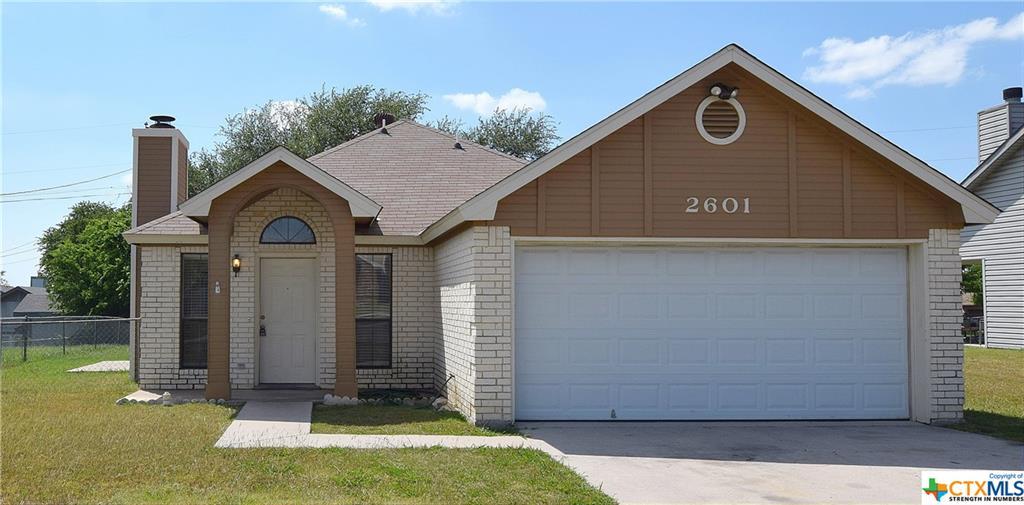 2601 Purser, Killeen, TX 76543