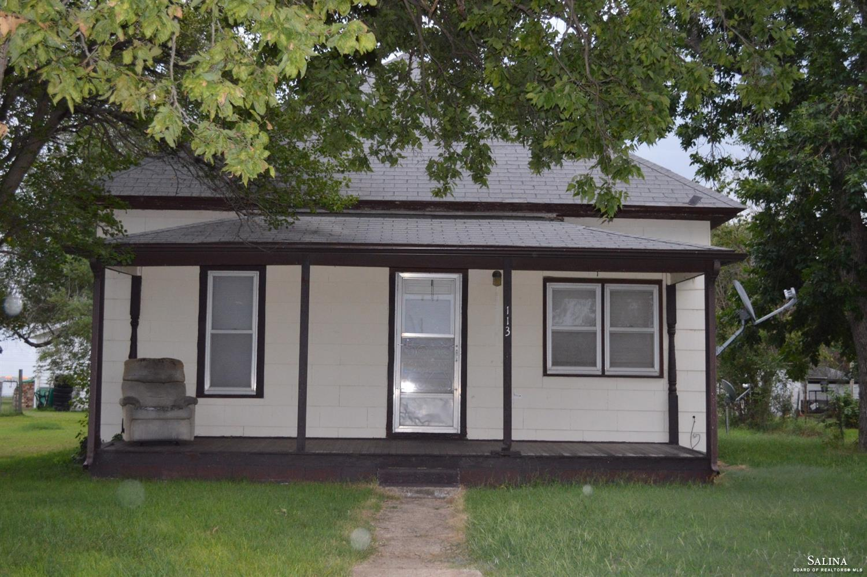 113 N Missouri Street, Kanopolis, KS 67454
