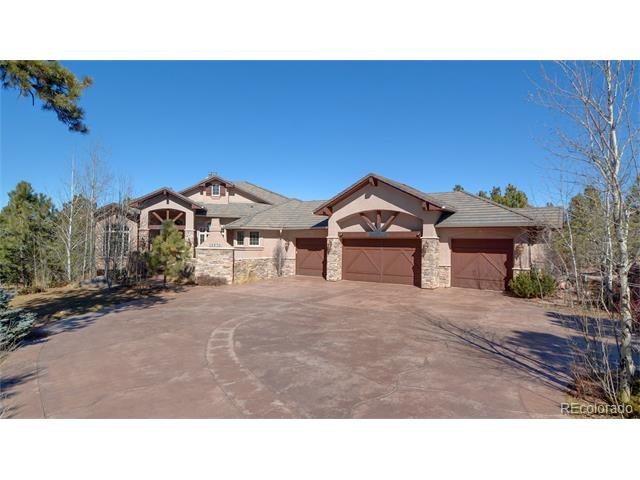 13970 Staffshire Lane, Colorado Springs, CO 80908