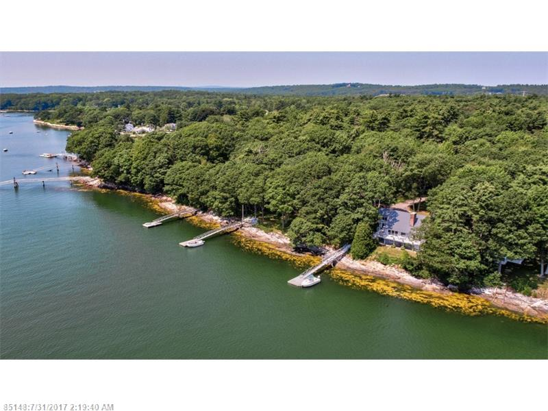 25 Channel Point RD , Yarmouth, ME 04096