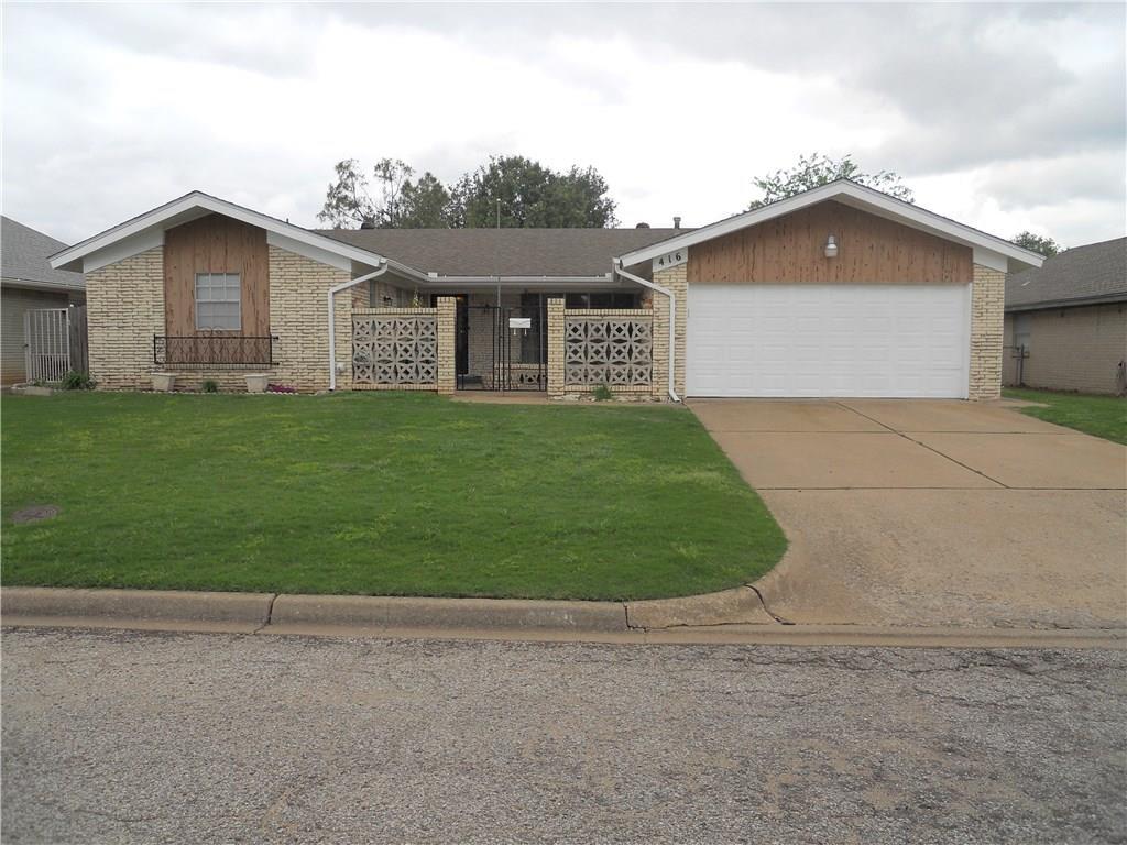 416 SW 65th Street, Oklahoma City, OK 73139