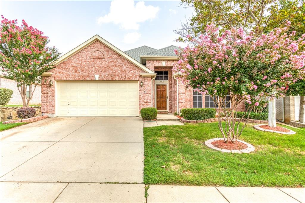 301 Crepe Myrtle Drive, Euless, TX 76039