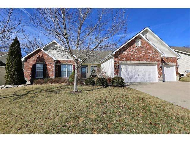 3603 Bear Creek Ridge Court, Wentzville, MO 63385