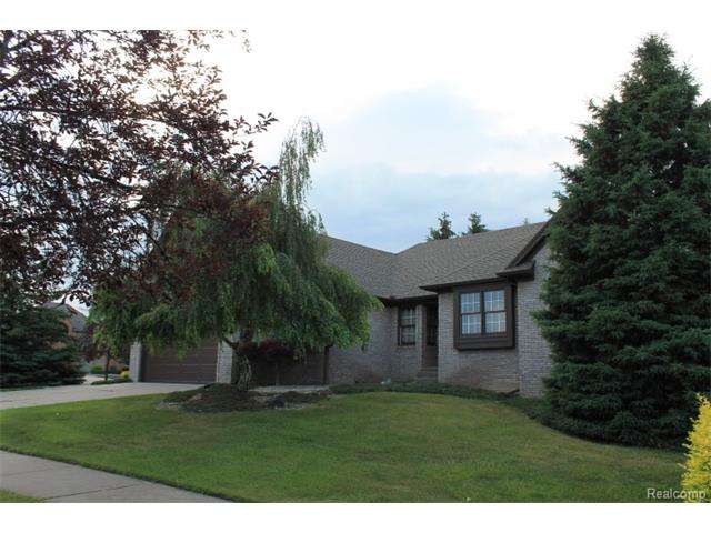 56904 KIRKRIDGE Trail, Shelby Twp, MI 48316